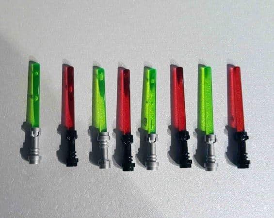 Lego Star Wars Waffen für Minifiguren - Lego Sammelfiguren Shop
