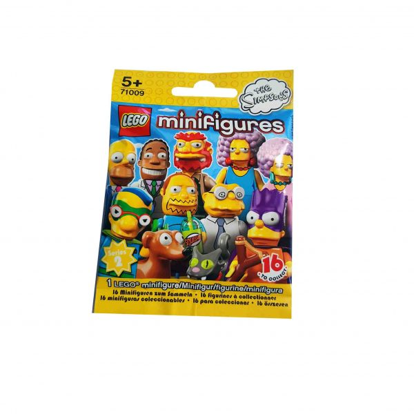 Lego Simpsons Figuren Serie 2 - Lego Simpsons 71009 Sammelfiguren