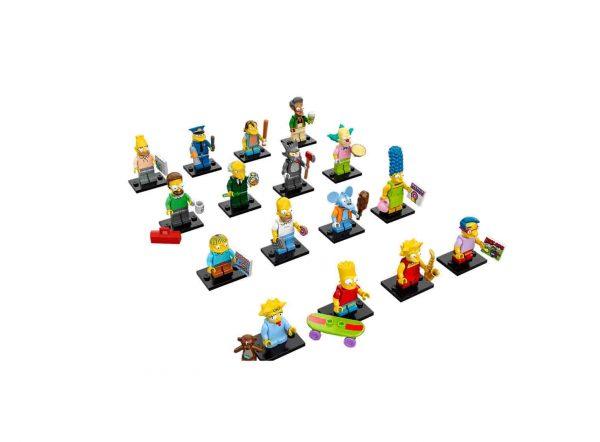 Lego Simpsons Figuren Serie 1 - Lego Simpsons Sammelfiguren Shop
