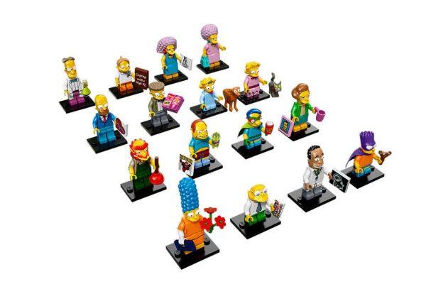 Lego Simpsons Figuren Serie 2 - Lego Simpsons Sammelfiguren Shop