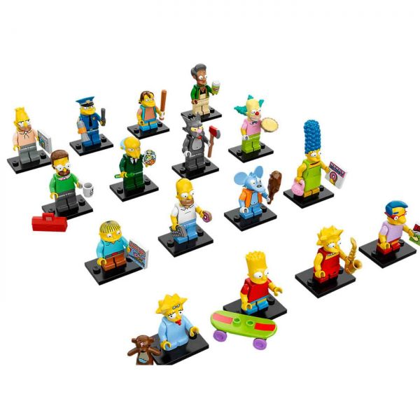 lego simpsons minifiguren - Sammelfiguren Shop Schweiz