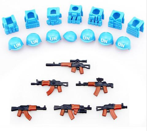 Lego UNO Waffen für Minifiguren - Sammelfiguren Shop Schweiz