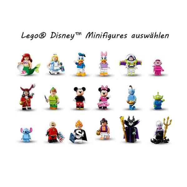 Lego Disney Minifiguren - Lego Disney Sammelfiguren Shop