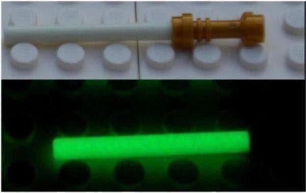 Lego Star Wars Lichtschwert leuchtend - Lego Sammelfiguren Shop Schweiz