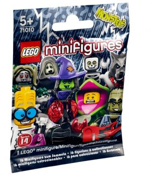 lego serie 14 monsters