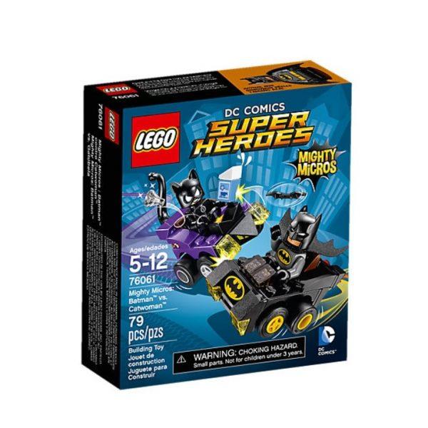 Lego 76061 batman und catwoman dc super heroes