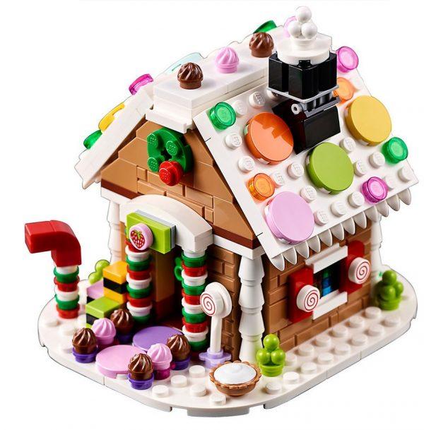 Lego Lebkuchenhaus 40139 Limited Edition - Sammelfiguren Shop