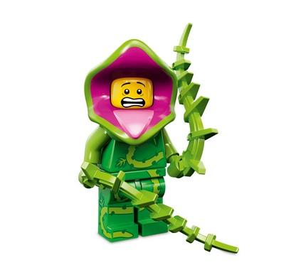 Lego Minifigures Serie 14 Gruselpflanze - Lego Sammelfiguren Shop Schweiz