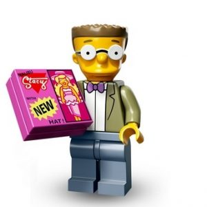 Lego Minifigures Simpsons Serie 2 Smithers