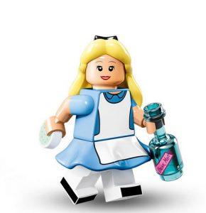 Lego Disney Figur Alice im Wunderland