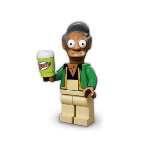 lego simpsons figuren apu Nahaspapeemapetilon
