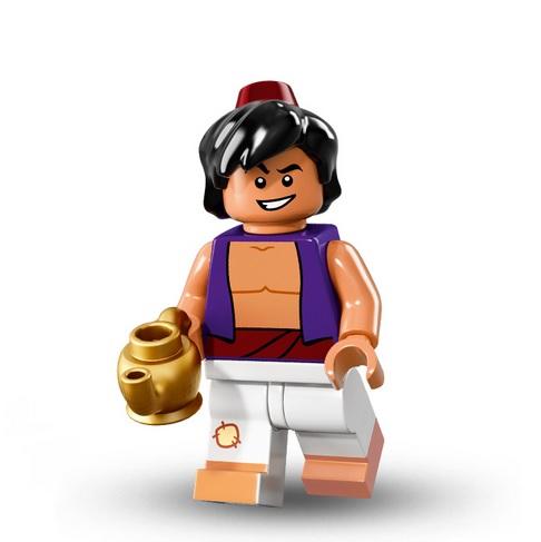 Lego Disney minigur Aladdin