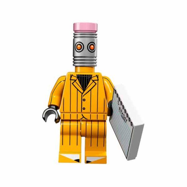 Lego Batman Minifigures 71017 Eraser