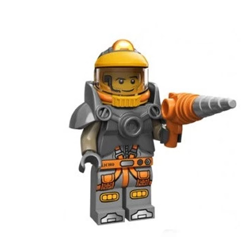 Lego Minifigures Serie 12 Weltraumarbeiter