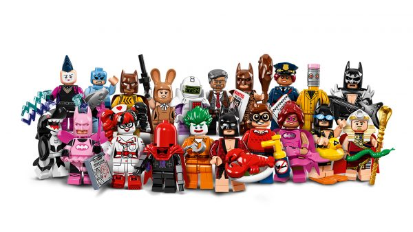 Lego Batman Minifiguren - Sammelfiguren Shop Schweiz