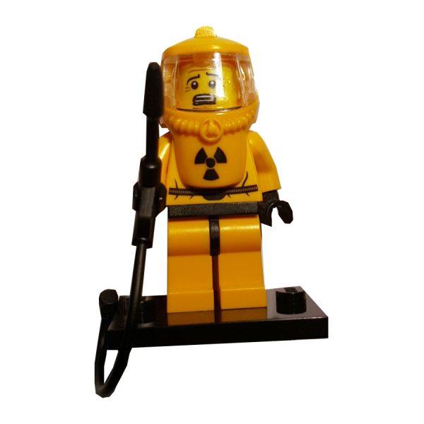 Lego Minifiguren Gefahrenschutzbeauftragter - Lego Sammelfiguren Shop