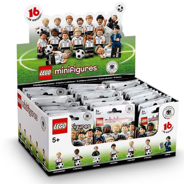 Lego DFP Fussballer Minifiguren - Lego Sammelfiguren Shop Schweiz