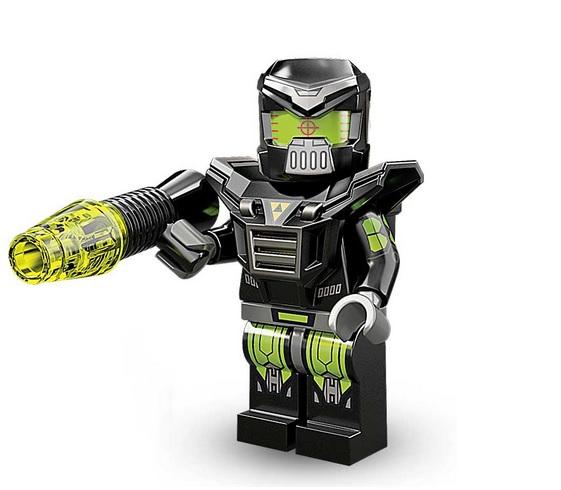 Lego Minifigures Serie 11 Böser Roboter - Sammelfiguren Shop Schweiz