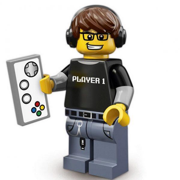 Lego Minifigures Serie 12 Video Gamer - Lego Sammelfiguren Shop