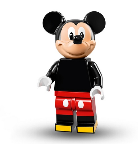 Lego Disney Figur Mickey Mouse