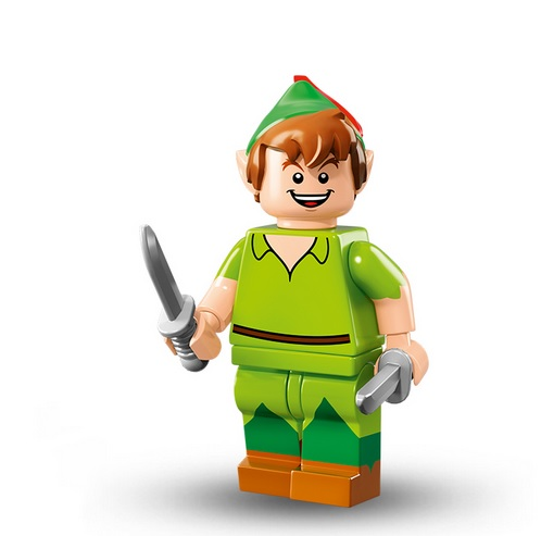 Lego Disney Figur Peter Pan
