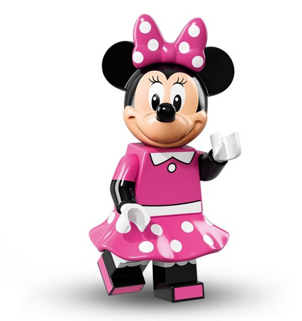 Lego Disney Minifigur Minnie