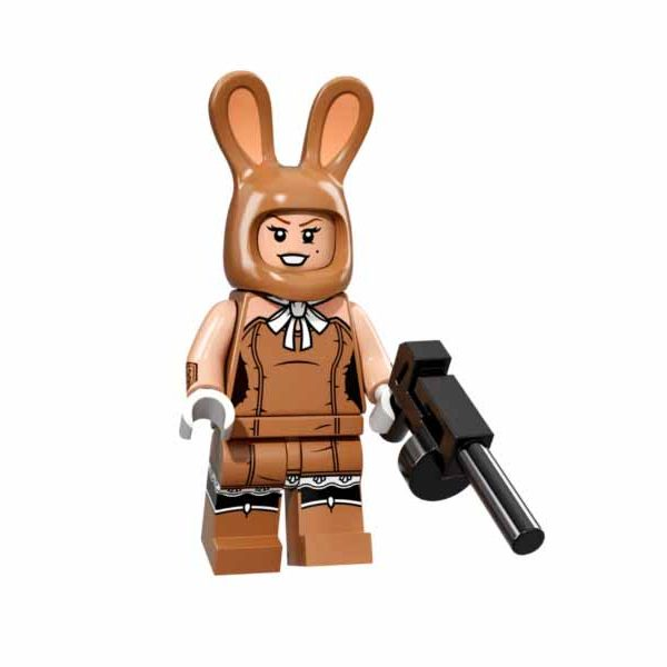 Lego Batman Minifigures 71017 March Harriet