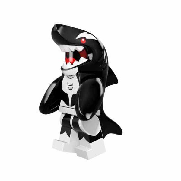 Lego Batman Minifigures Orca 71017