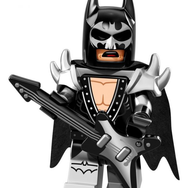 Lego Batman Movie 71017 Rockstar