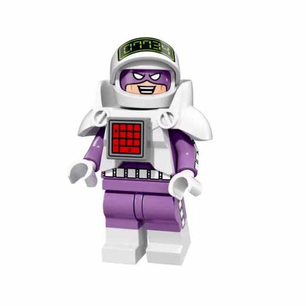 Lego Batman Movie Minifigures 71017 Calculator