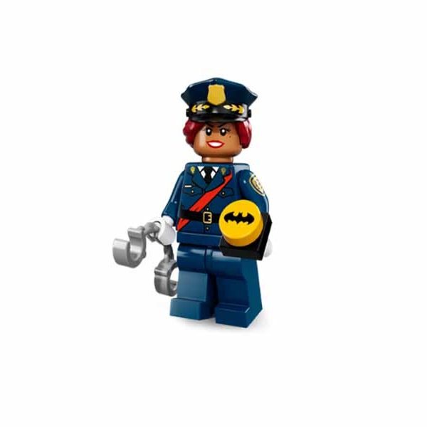 Lego Batman Movie Minifigures Barbara Gordon