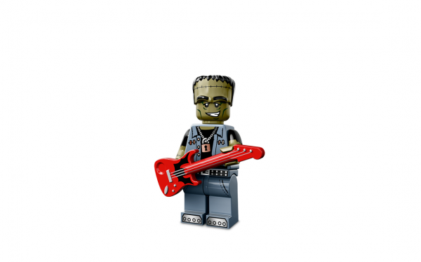 Lego Minfigures Serie 14 Frankenstein Monster