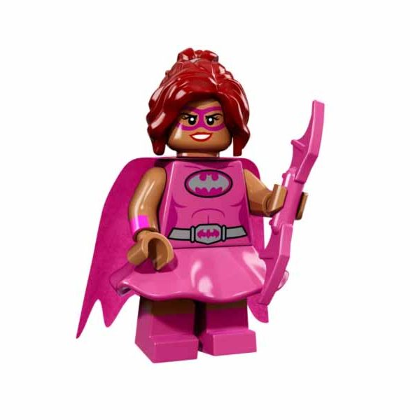 Lego Minifigures Batman 71017 Pink Power Batgirl
