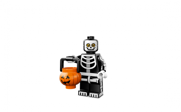 Lego Minifigures Serie 14 Halloween