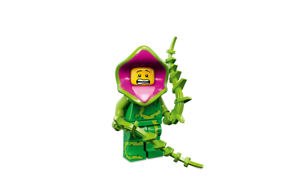 Lego Minifigures Serie 14 Monsters Gruselpflanze