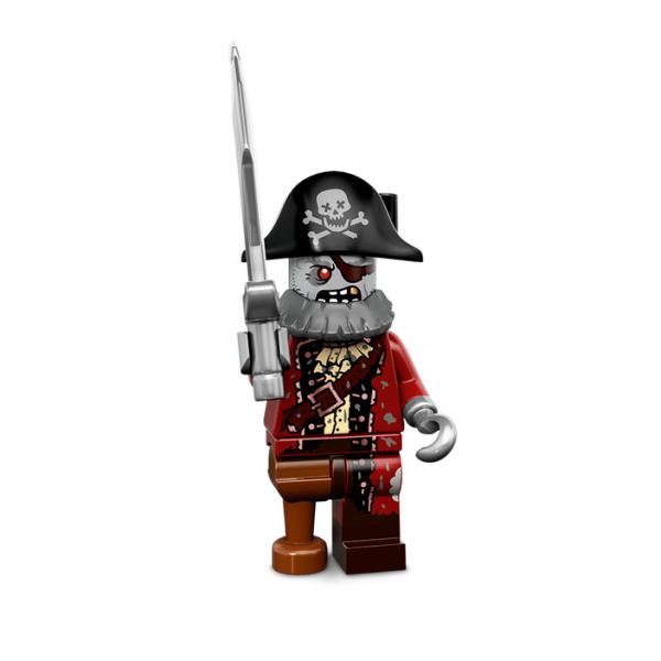 Lego Minifigures Serie 14 Pirat