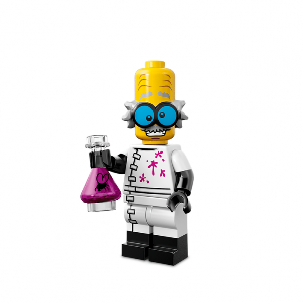 Lego Minifigures Serie 14 Scientific Wissenschaftler