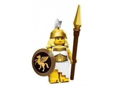 lego minifigures kriegsgoettin
